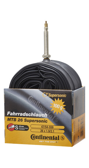 Continental Schlauch MTB 26 Zoll Supersonic